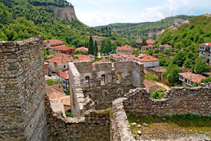 The ancient fortress in Melnik