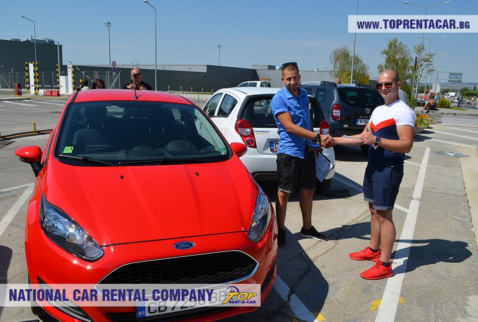клиент на Top Rent A Car от Русия