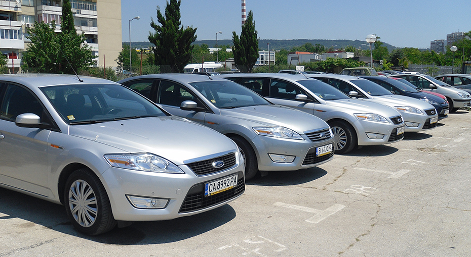 Parking near Varna Airport