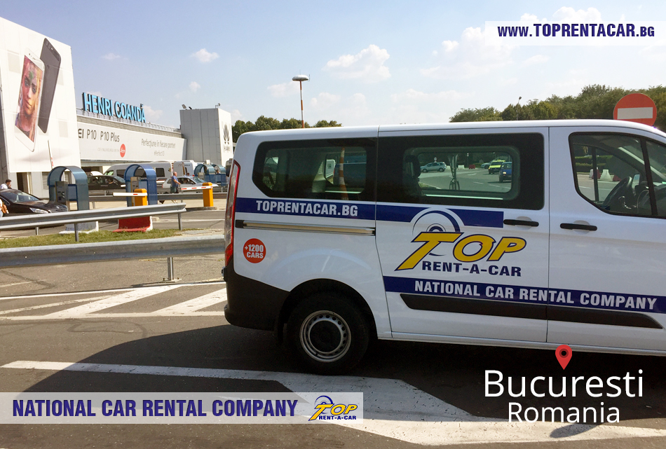 Top Rent A Car - Bucharest Airport