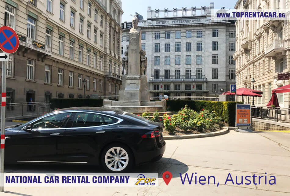 Top Rent A Car - Vienna