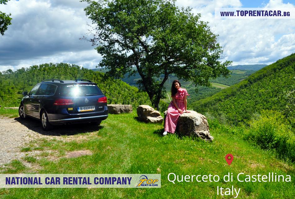 Top Rent A Car - Tuscany
