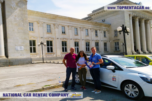 Car hire in Rousse