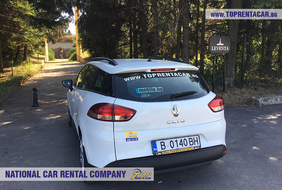 Top Rent A Car Русе