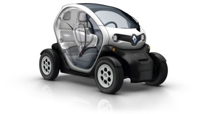 twizy seatbelts