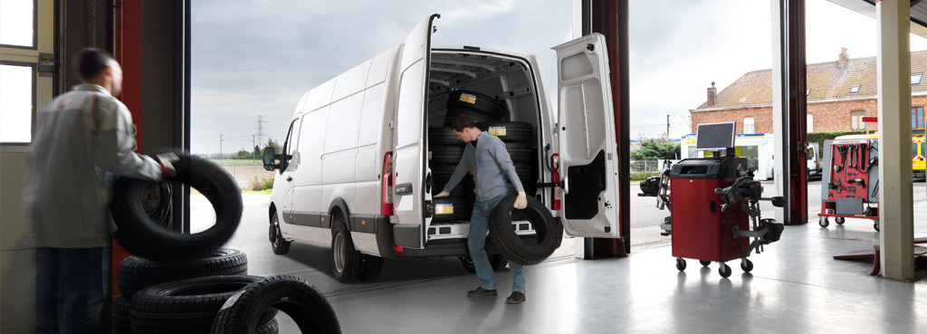 Cargo van rental maintenance