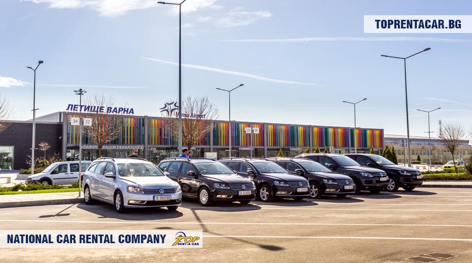 VW Passat комби от Top Rent A Car