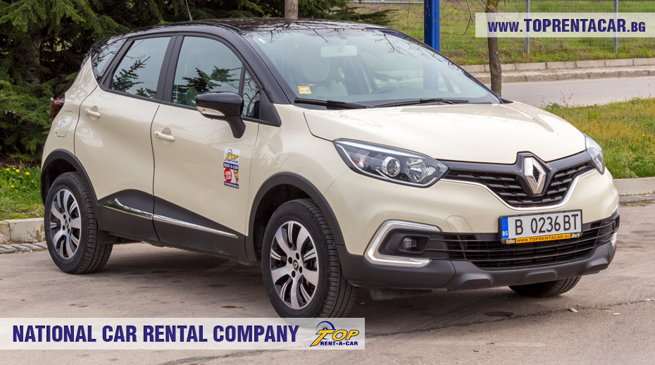 Renault Captur von Top Rent A Car