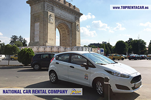 Car hire in Bucharest