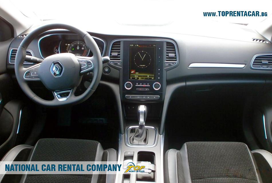 Renault Megane automatic