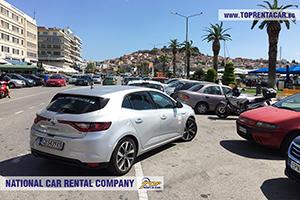 Кола под наем Гърция