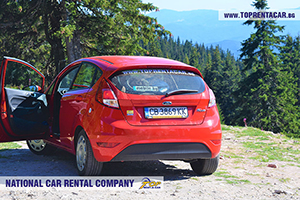 Rent a car in Macedonia