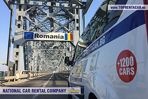 Rent a car in Romania