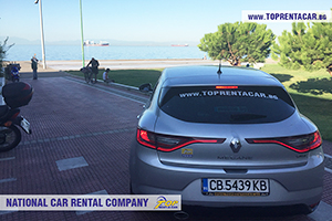 Car hire in Thessaloniki