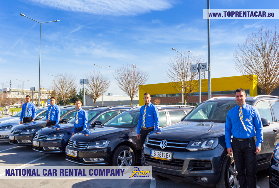 L'equipe de Top Rent A Car