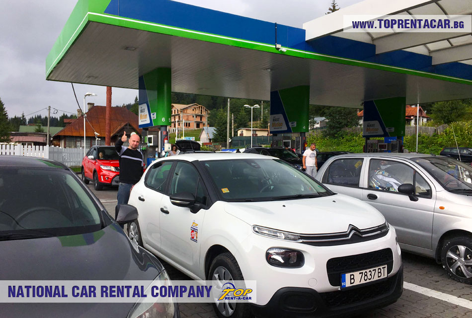 OMV and Top Rent A Car