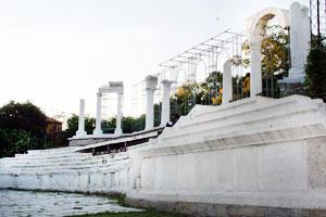 Античен амфитеатър в Стара Загора