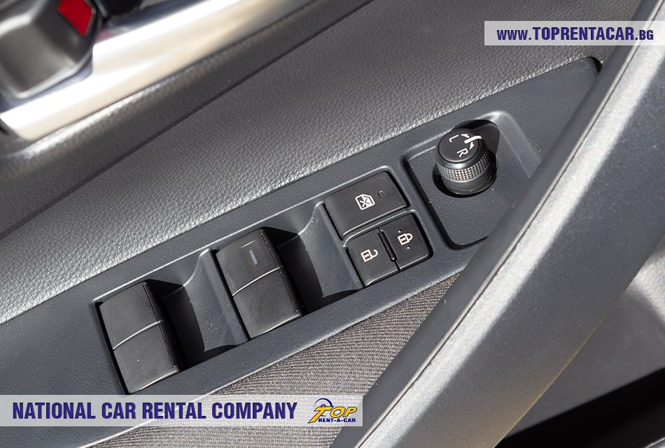 Toyota Corolla for rent from Top Rent A Car