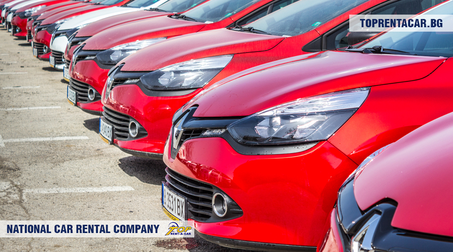 Renault Clio IV от Top Rent A Car