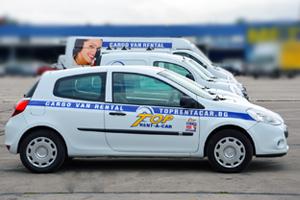 Cargo van rentals in Varna