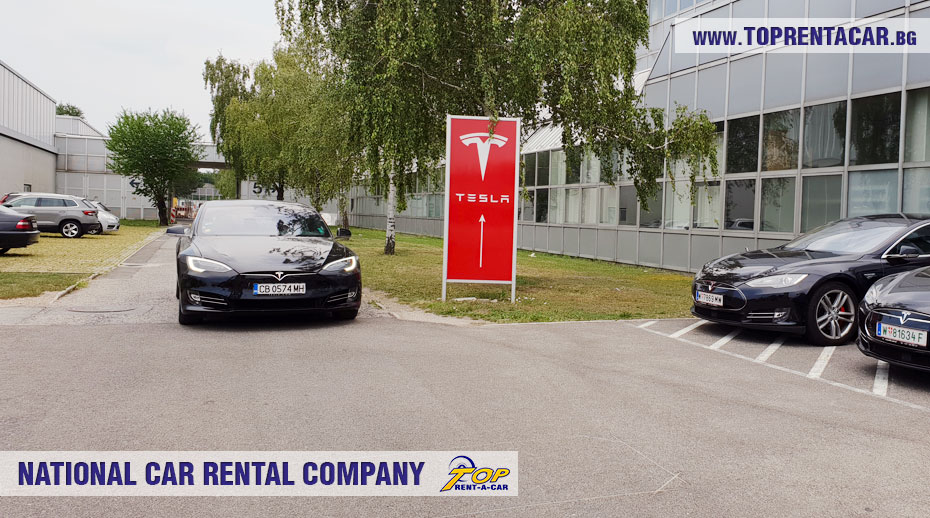 Tesla Model S 75D - Wien - for rent from Top Rent A Car
