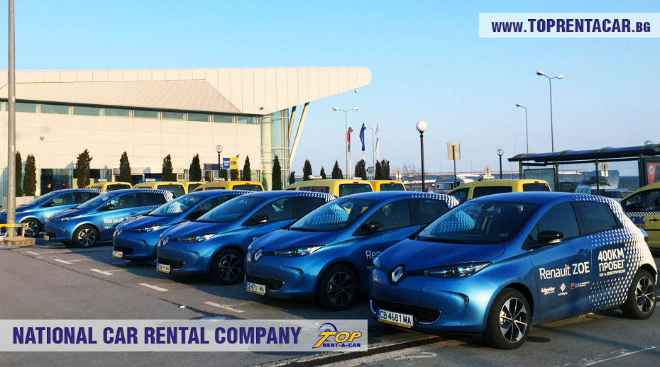 Renault Zoe review from Top Rent A Car