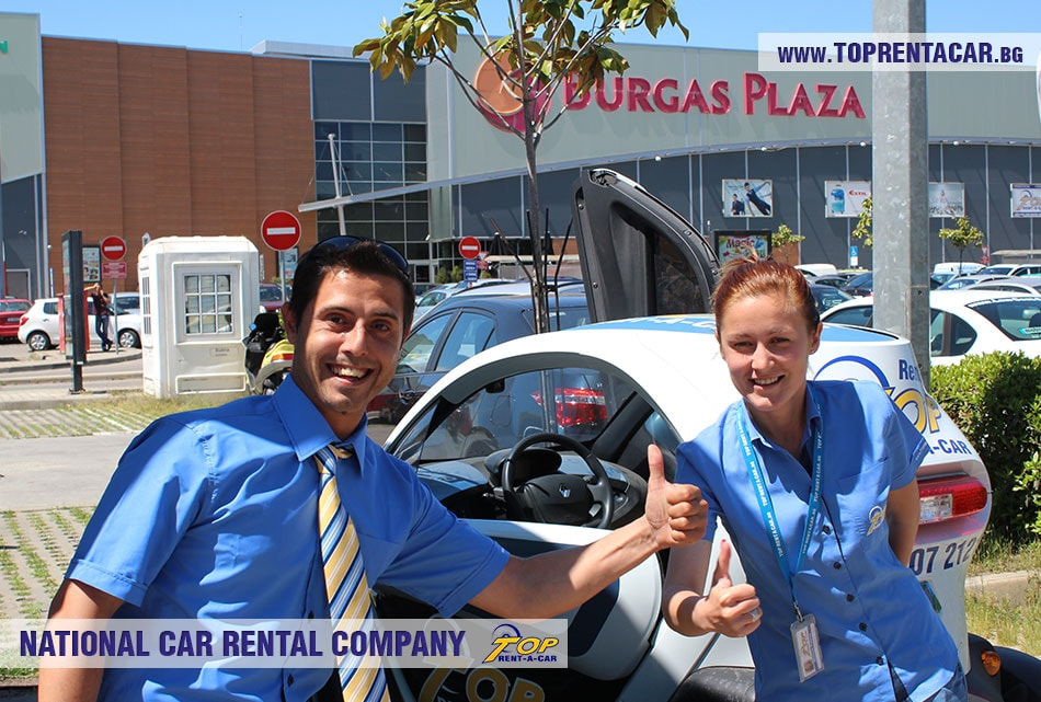 Team building Top Rent A Car