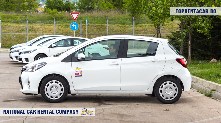 Toyota Yaris от Top Rent A Car