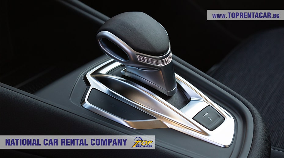 Новото Renault Captur автоматичен скоростен лост