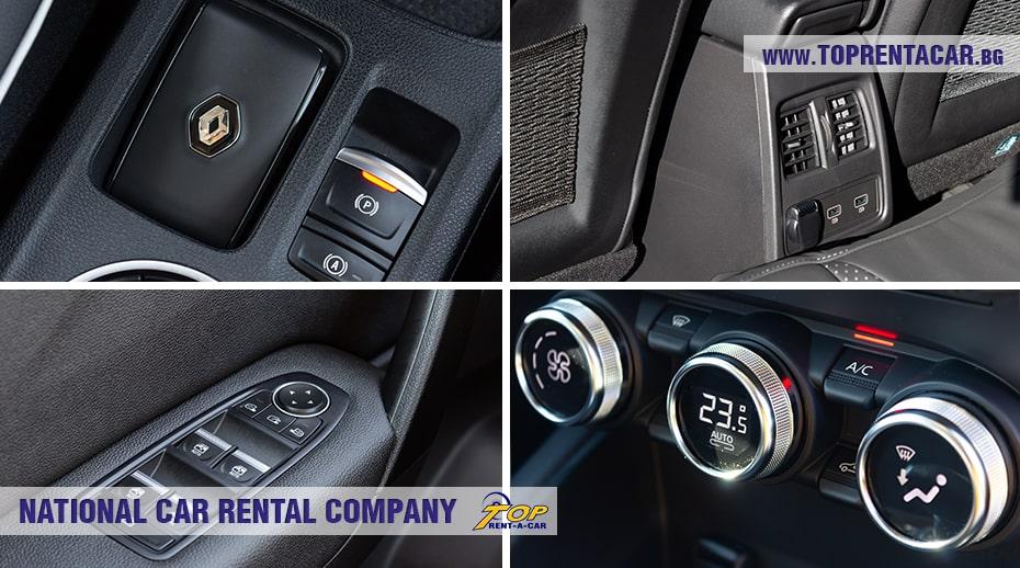 New Renault Captur Tce aut 2021 rental
