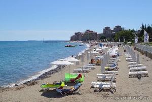 Elenite beach