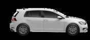 VW Golf 1+3