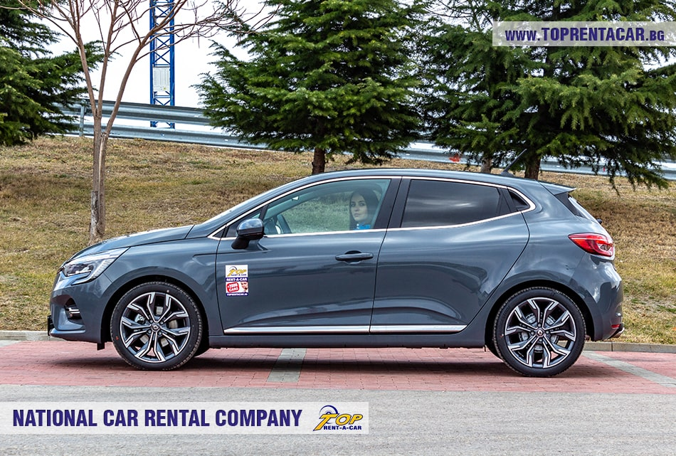 Renault Clio V 2020 + NAVI side view