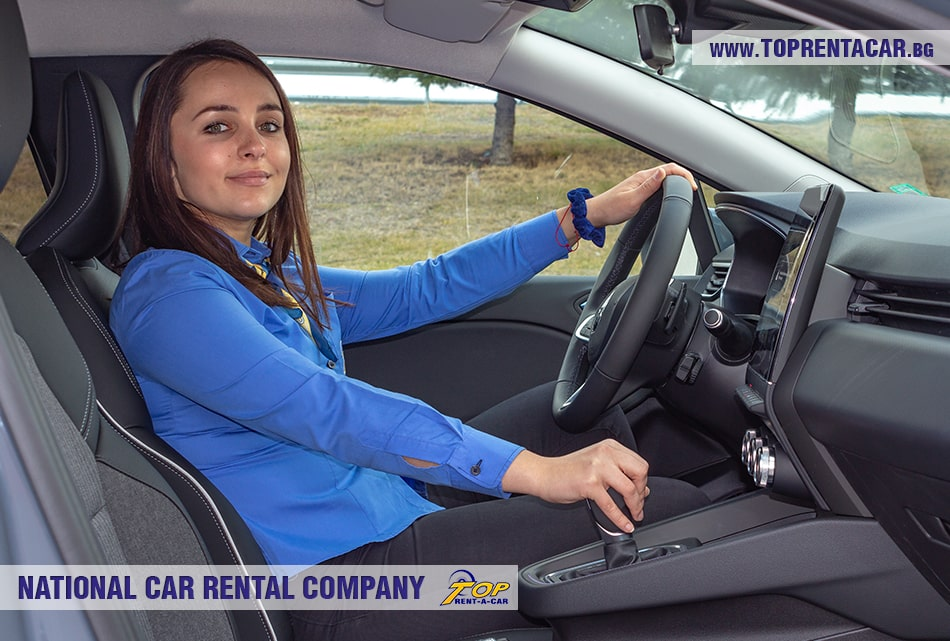 Renault Clio V 2020 + NAVI rental from Top Rent A Car