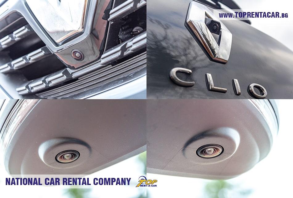 Renault Clio V 2020 + NAVI cameras