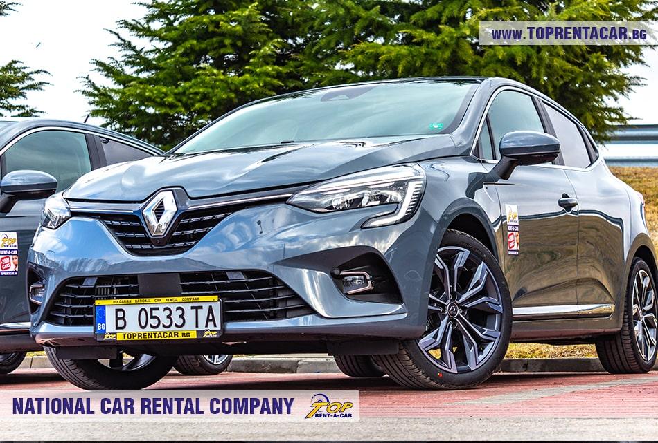 Renault Clio V 2020 rental