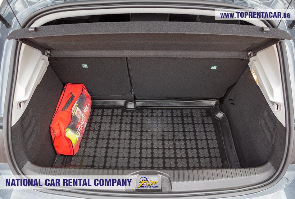 Renault Clio V 2020 - trunk