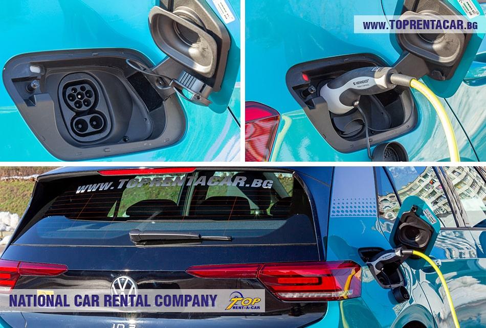 VW ID.3 charging