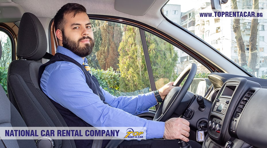 Renault Trafic 2021 for rent from Top Rent A Car