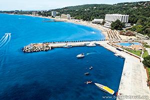 Слънчев Ден - яхтено пристанище