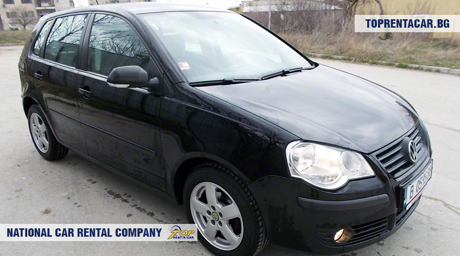 VW Polo - front view