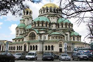 Храм-паметник Александър Невски