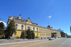 Красива архитектура в София