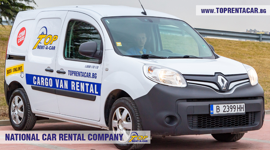 Renault Kangoo - vue de face