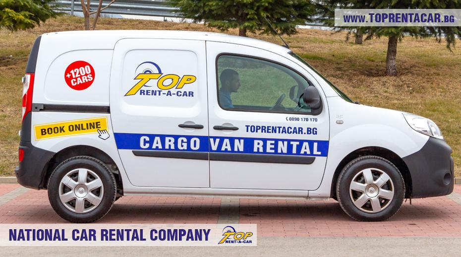 Renault Kangoo - страничен изглед