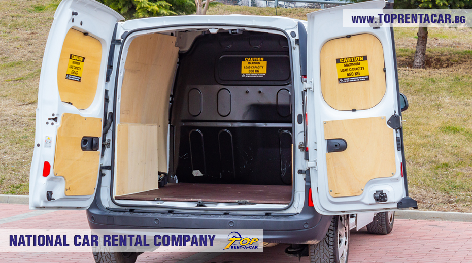 Renault Kangoo - EKMR from Top Rent A Car