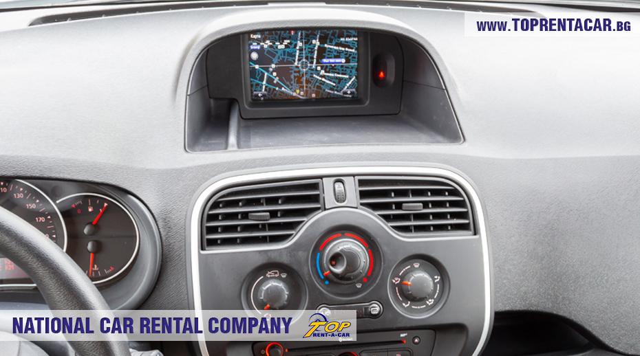 Renault Kangoo - GPS
