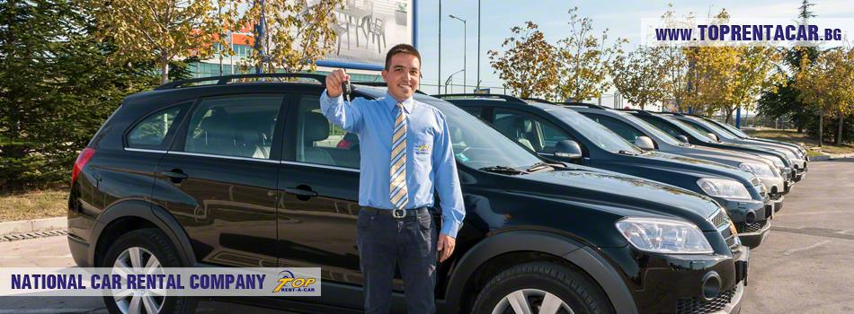 Rent a car agent of Top Rent A Car