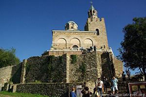 Church on the hill Tsarevets