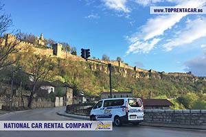 Rent a car in Veliko Tarnovo